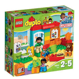 LEGO DUPLO My Town - 10833