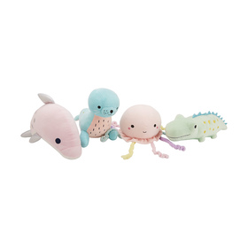 Plush Sea Animal - Assorted