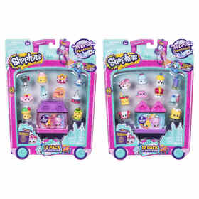 Shopkins Season 8 World Vacation Europe 12 Pack Assorted
