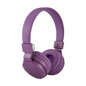 Headphones - Metro Plum