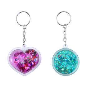 Liquid Key Ring - Assorted