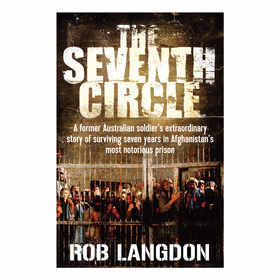 The Seventh Circle by Rob Langdon - Book