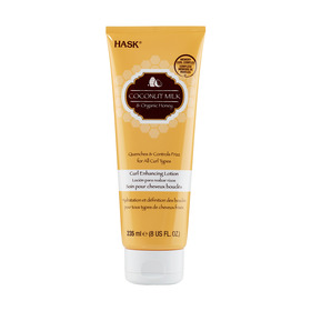 HASK Coconut Milk & Organic Honey Curl Enhancing Lotion 235ml