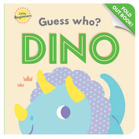 Guess Who: Dino - Book