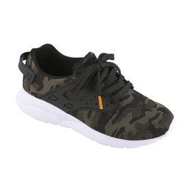 Active Camouflage Trainer Shoes