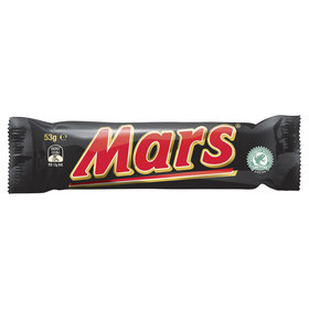 Mars Chocolate Bar - 53g