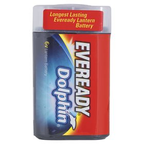 Eveready Dolphin Lantern Battery - 6V
