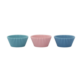 6 Cup Cake Molds