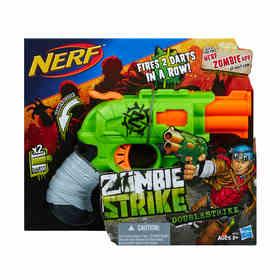Nerf Zombie Strike Doublestrike Blaster 2-Pack | Shop Your Way ...