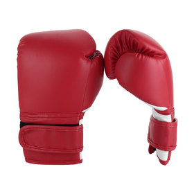 Large Red Boxing Gloves