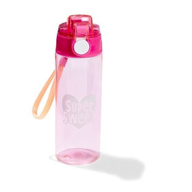 Plastic Drinks Bottle - Pink