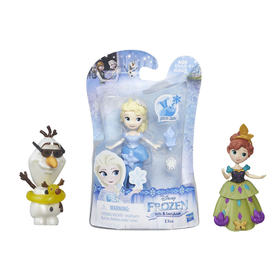 Frozen Little Kingdom Doll - Assorted