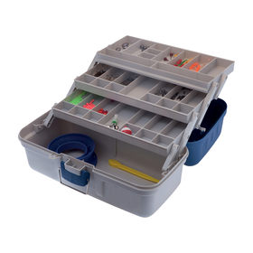 Jarvis Walker 500 Piece Tackle Box Kit