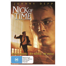 Nick Of Time - DVD