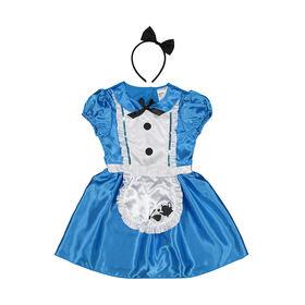 Wonderland Storybook Character Costume - Ages 4-6  sc 1 st  Kmart & Kids Costumes u0026 Dress Up | Kmart