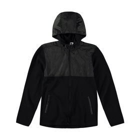 Active Fleece Woven Jacket