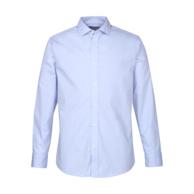 Grid Check Business Shirt