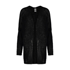Plus Size Long Sleeve Cocoon Cardigan